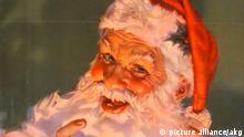 USA Weihnachten Weihnachtsmann