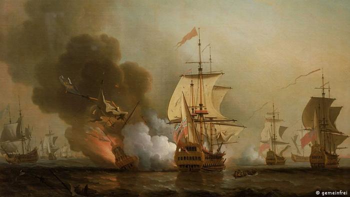 Spanisches Schiff San Jose