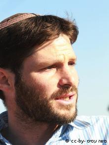 Israel Tel Aviv Bezalel Smotrich Politiker