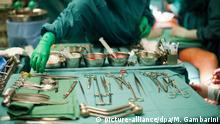 Symbolbild Organhandel Operation
