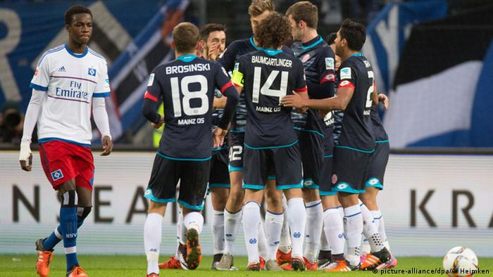 Bundesliga Hamburger SV - FSV Mainz 05
