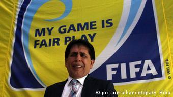 FIFA Funktionär Guatemala Brayan Jimenez