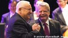 Gauck in Israel