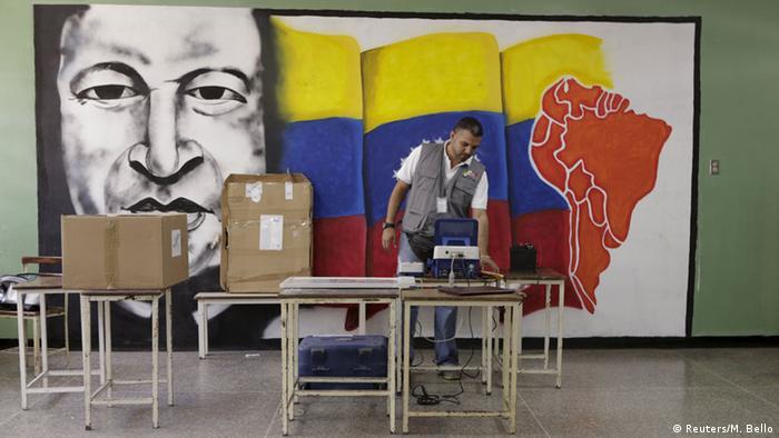 Symbolbild Venezuela Wahlen