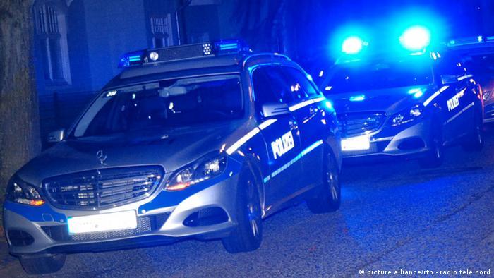 Symbolbild Polizei Deutschland