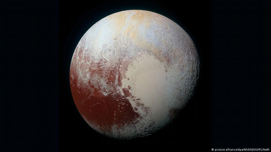Nasa Veröffentlicht Spektakuläre Bilder Vom Pluto Aktuell