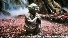 Star Wars Episode V The Empire strikes back Yoda