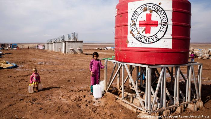 Red Cross in Syria