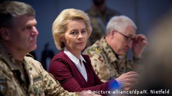 Afghanistan Truppenbesuch Ursula von der Leyen