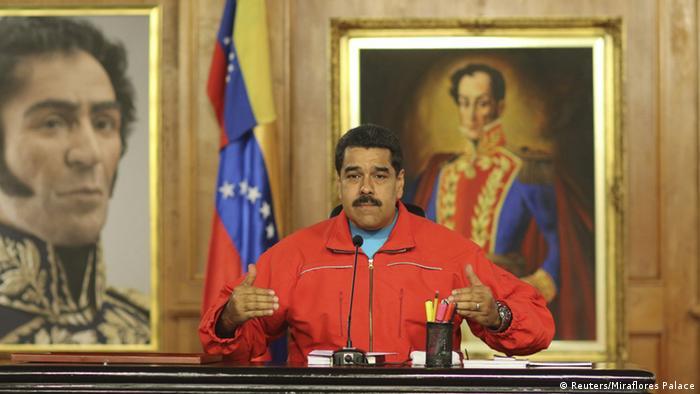 Venezuela Wahlen Nicolas Maduro