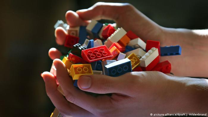 Spielzeug Lego Bausteine