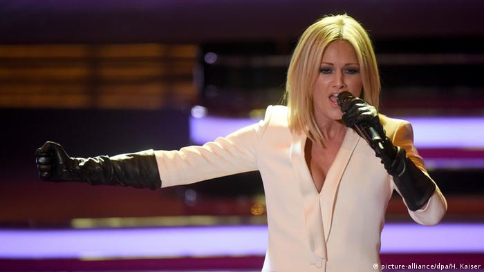 Helene Fischer (Copyright: picture-alliance/dpa/H. Kaiser)