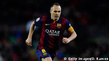 Andres Iniesta FC Barcelona (Getty Images/D. Ramos)