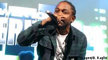 USA Rapper Kendrick Lamar in New York