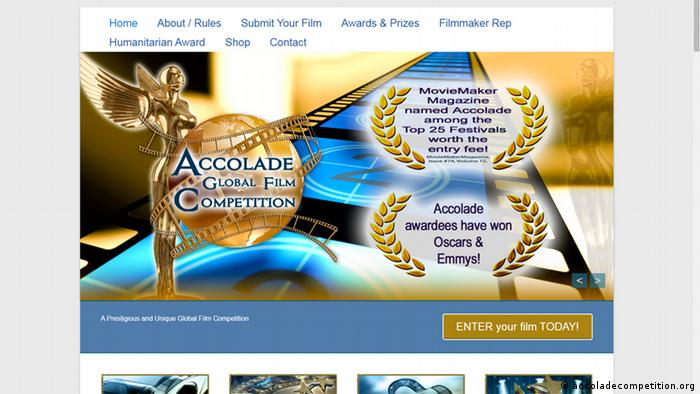 Screenshot Accolade Global Film Competition Award