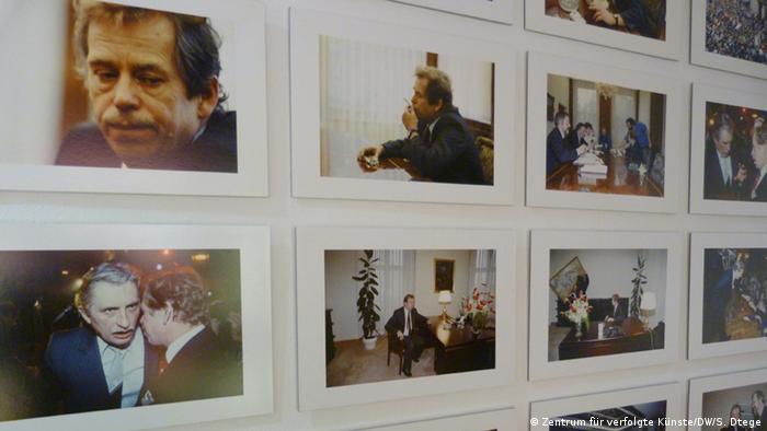 Deutschland Solingen Zentrum für verfolgte Künste Vaclav Havel
