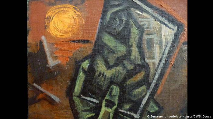 Deutschland Solingen Zentrum für verfolgte Künste Carl Rabus