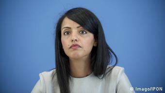 Dışişleri Bakanlığı sözcüsü Sawsan Chebli