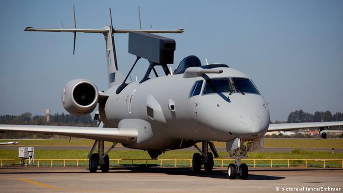 Embraer EMB 145AEW&C Aufklärungsflugzeug