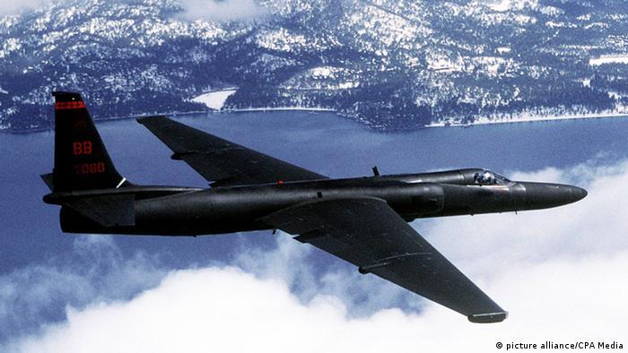 نیروی هوایی آمریکا از شش نوع هواپیمای شناسایی بهره میبرد. بوئینگ ئی-۳ سنتری (آواکس)، ئی-۸ جوینت استارز، هواپیماهای کوتاه برد بمباردیه دش-۸، لاکهید سی-۱۳۰ هرکولس، بوئینگ سی-۱۳۵ استراتولیفتر و بالاخره لاکهید یو-۲ (عکس) که دوربرد و بلندپرواز است.