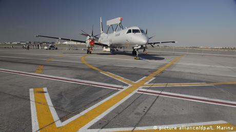 Aufklärungsflugzeug Saab-2000