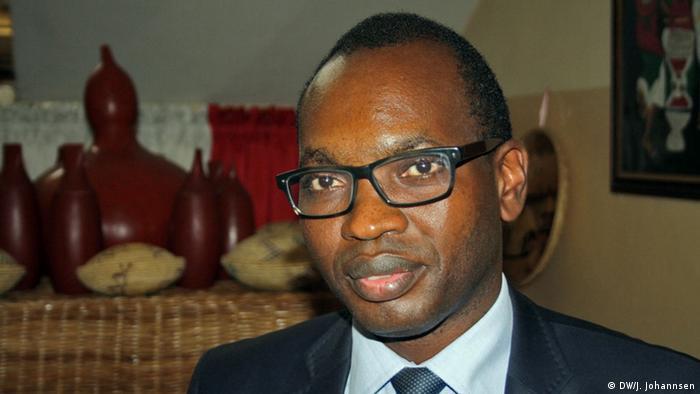 Burundi Bujumbura Willy Nyamitwe