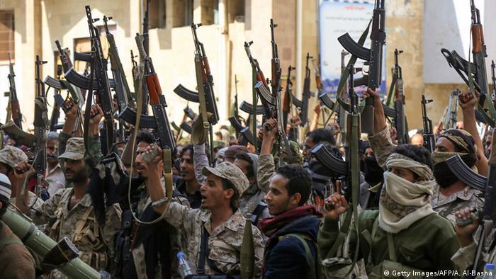 Jemen Regierungstreue Soldaten
