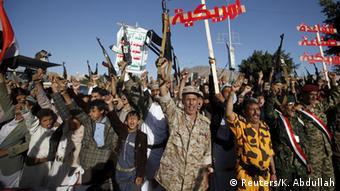 Yemen: Houthi rebels