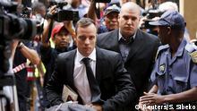Südafrika Anhörung Oscar Pistorius