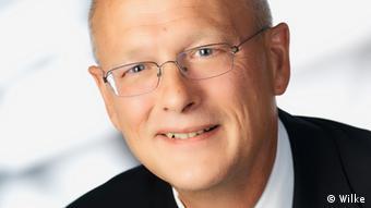 Prof. Stefan Hopmann von der Universität Wien Österreich Porträt