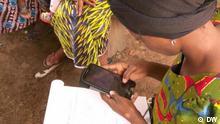 DW Sendung Africa on the Move - Elfenbeinküste Geburtenregistrierung