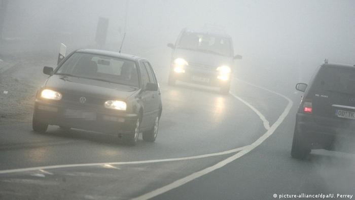 Winterliches Wetter und Verkehrssicherheit