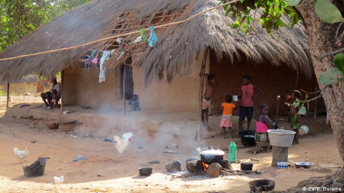 Guinea-Bissau Hausarbeit Frauen