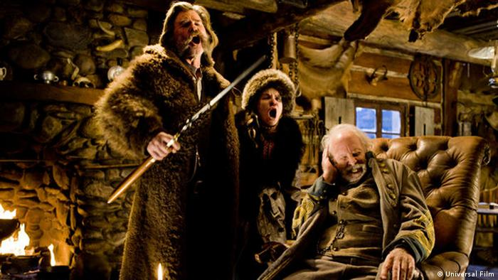 Filmstill aus The Hateful Eight (Universal Film)