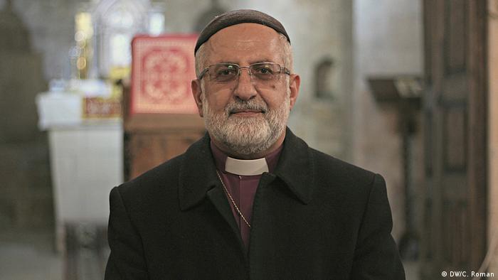 Gabriel Akyüz, syrisch-orthodoxer Pfarrer in Mardin, Türkei (Foto: Christian Roman)