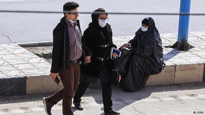Iran Schweinegrippe