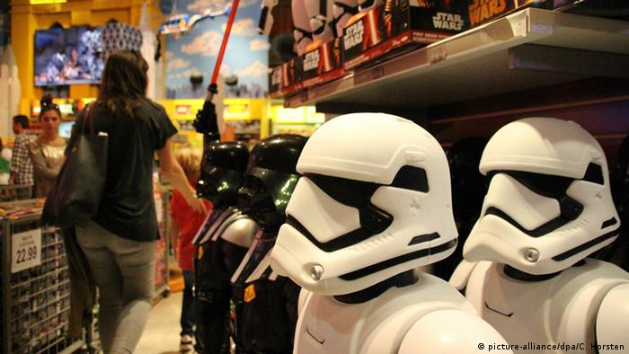 USA Star Wars-Produkte in New York