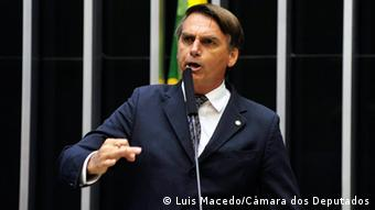 Brasilien, Jair Bolsonaro (Luis Macedo/Câmara dos Deputados)