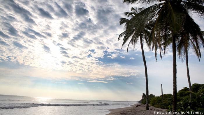 Symbolbild - Kolumbien Karibikküste