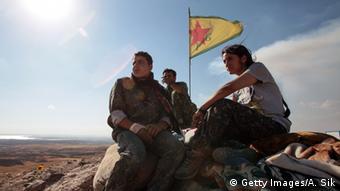Symbolbild - Kurden in Kobane