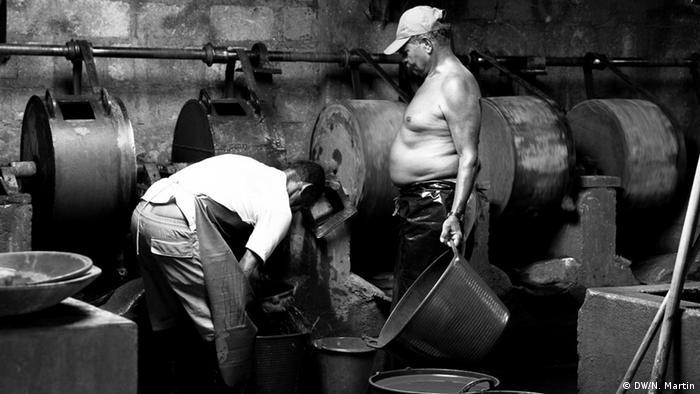 Kolumbien Segovia Stadt der Goldgräber