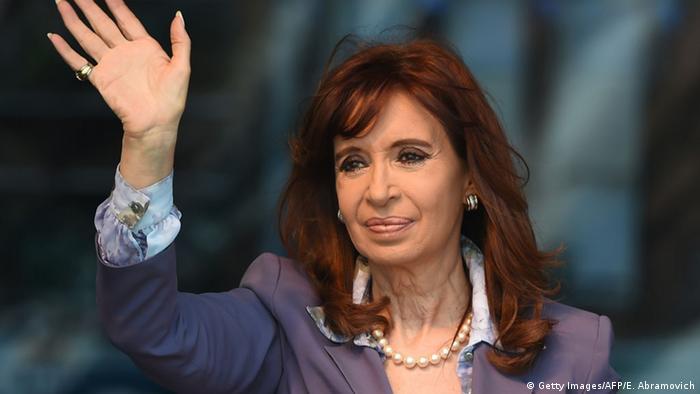 Argentinien Cristina Fernández de Kirchner