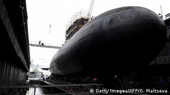 Deutschland Rostov am Don U-Boot