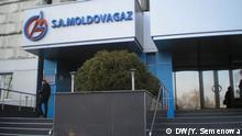 Gebäude des Moldau-Gaz , Chisinau, Dezember 2015 +++ (C) DW/Y. Semenowa