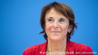 Deutschland Maria Krautzberger PK in Berlin