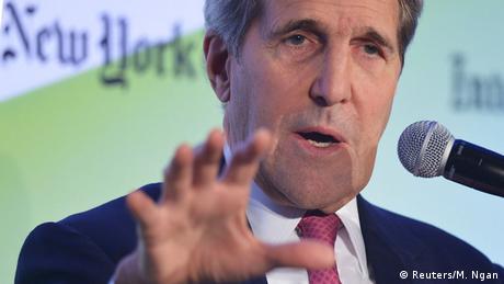 Frankreich COP21 Klimagipfel John Kerry