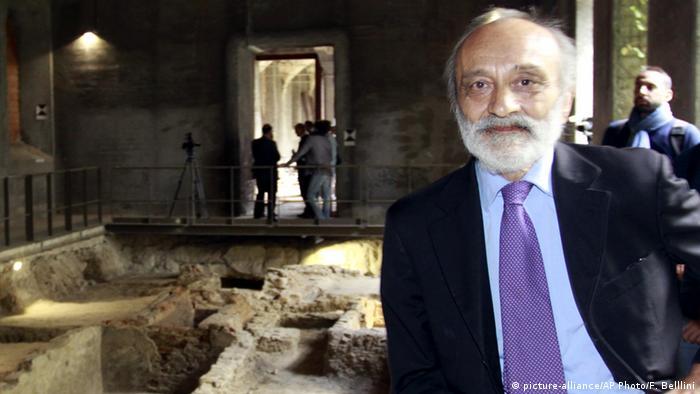 Silvano Vinceti Kunst Wissenschaftler Italien