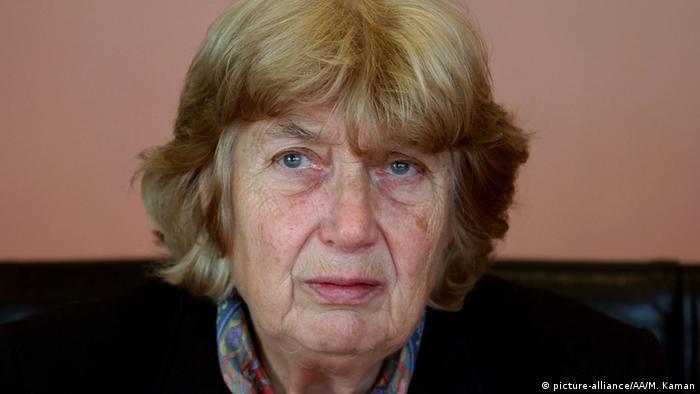 Deutschland Barbara John Ombudsfrau für NSU Opfer