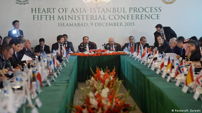 Heart of Asia Conference in Pakistan