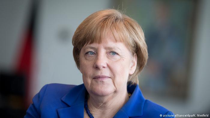 Deutschland Angela Merkel Bundeskanzlerin